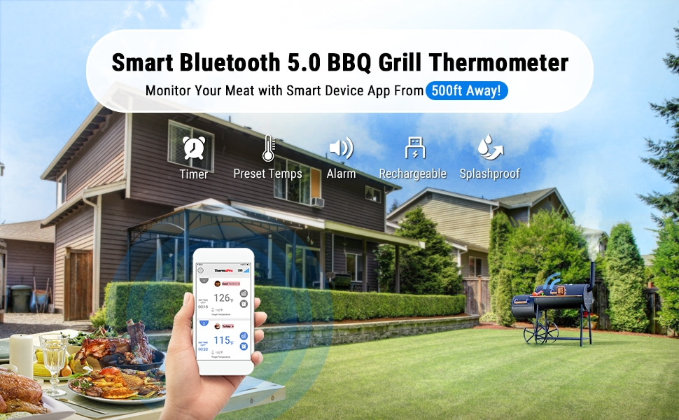 Simplify your cooking experience with Smart APP!