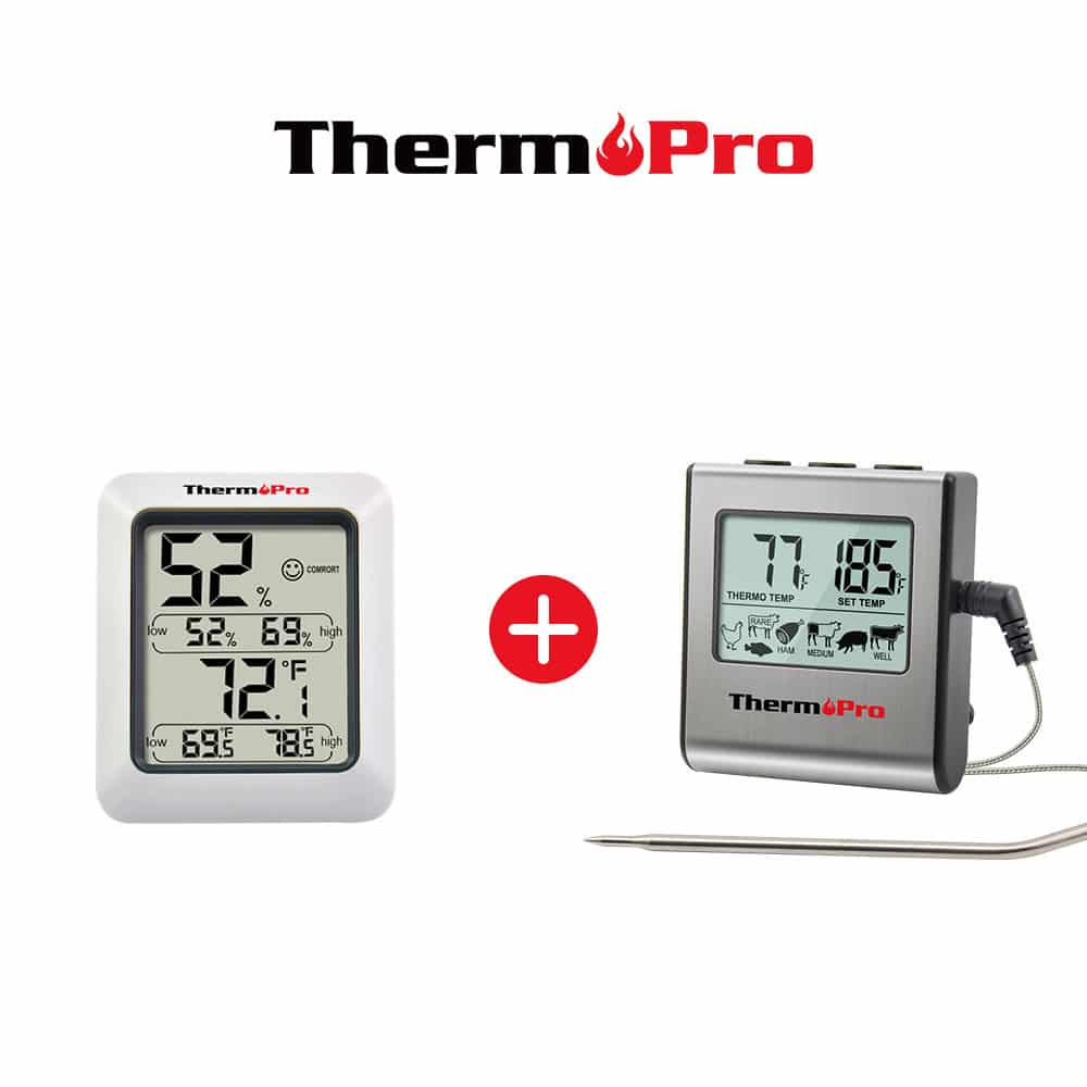 ThermoPro TP-50 and TP-16
