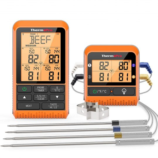 ThermoPro TP-829 Wireless Meat Thermometer