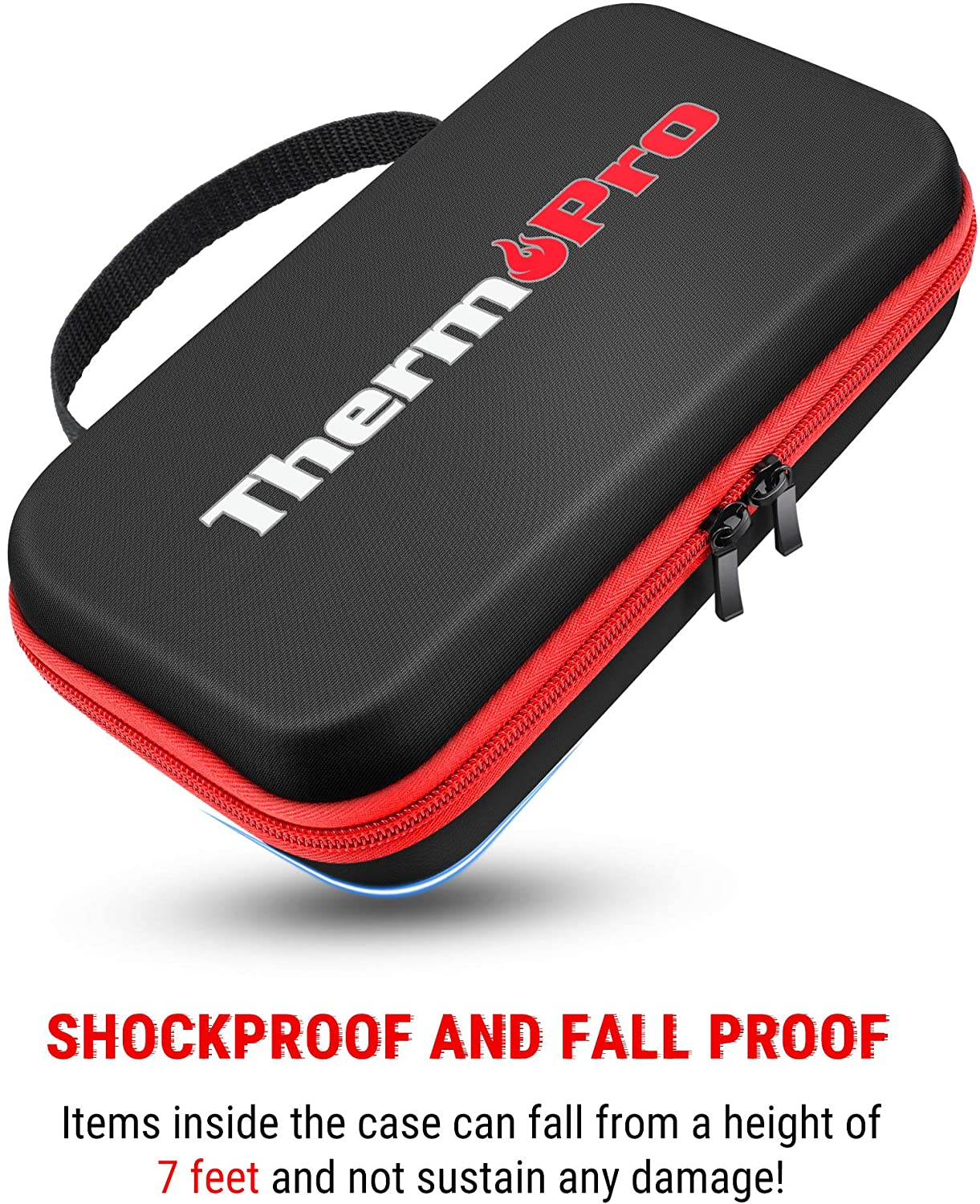 ThermoPro TP98 Hard Carrying Waterproof Shockproof Storage Case