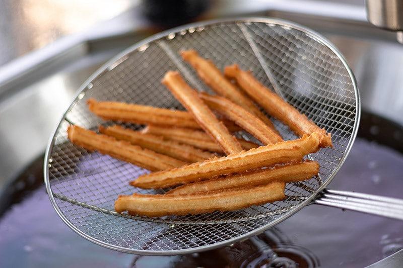 fry churros