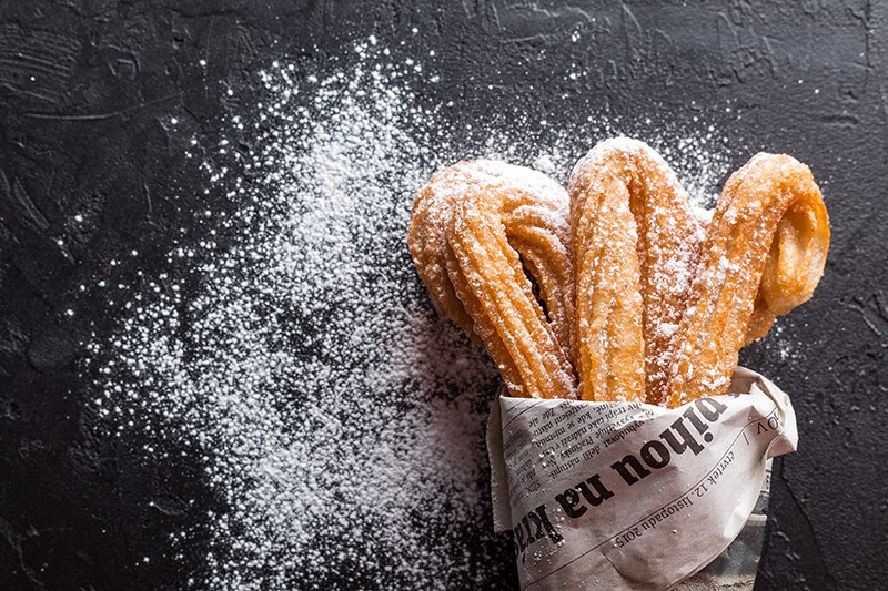 make perfect churros