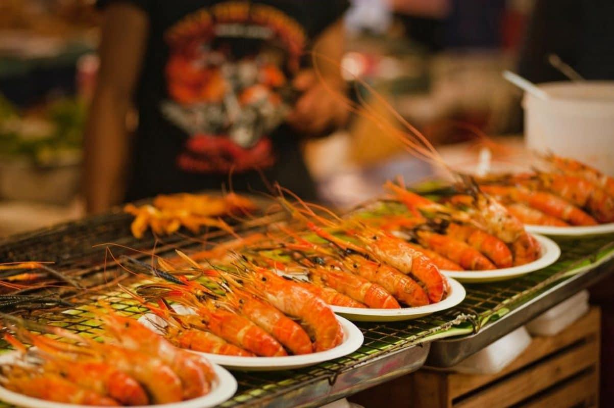Grilling Shrimp: Quick & Easy