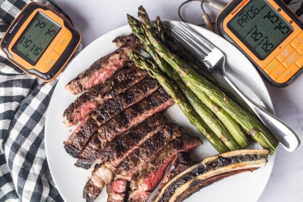 Ribeye Tomahawk Steaks Recipe