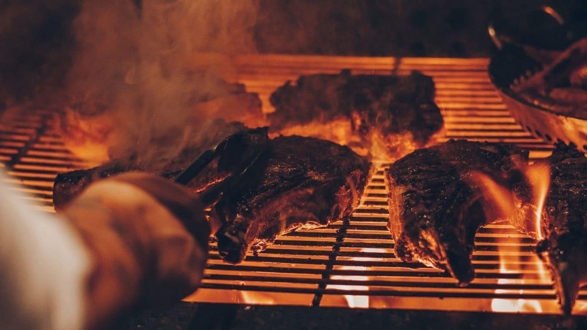 Myths in Grilling Steak Debunked