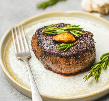 How to Cook Perfect Filet Mignon
