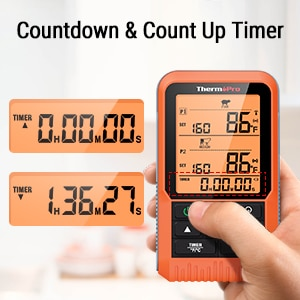 Countdown & Count Up Timer