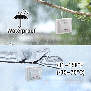 Cold-Resistant and Weatherproof